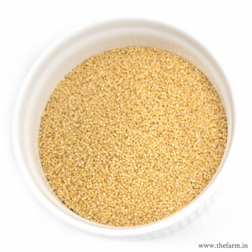 Organic Thinai 500g  RICE & MILLETS