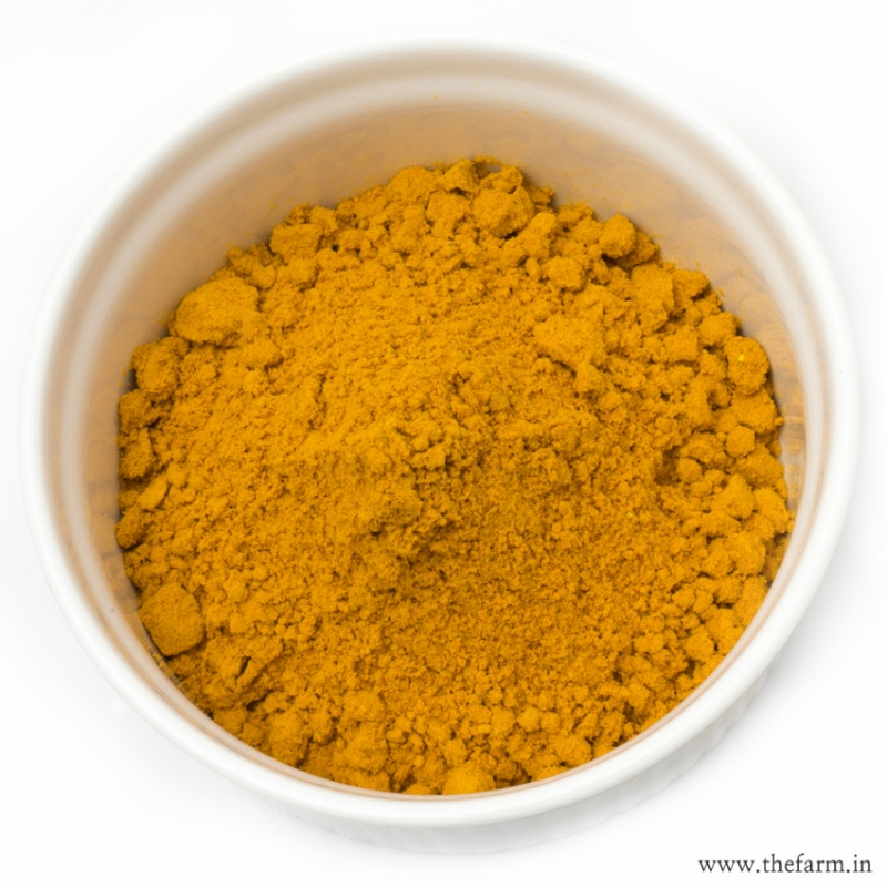 Organic  Turmeric Powder 200g  SPICES