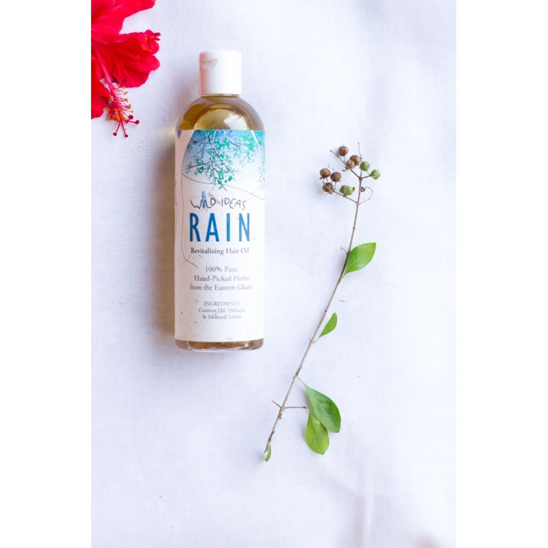 RAIN  REVITALIZING HAIR OIL 200ML BODY & SKIN CARE