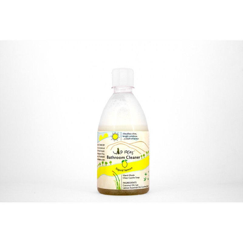 HAND MADE LIQUID BATH ROOM CLEANER 500ML