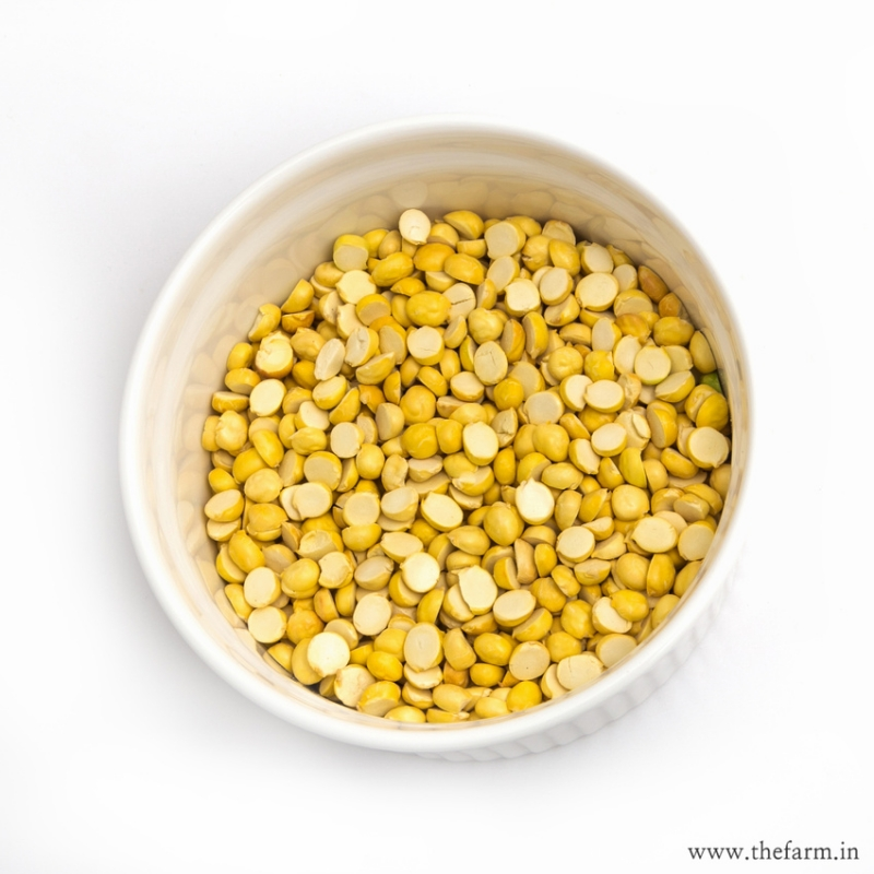 POTTU KADALAI (ROASTED GRAM) 500G DALS