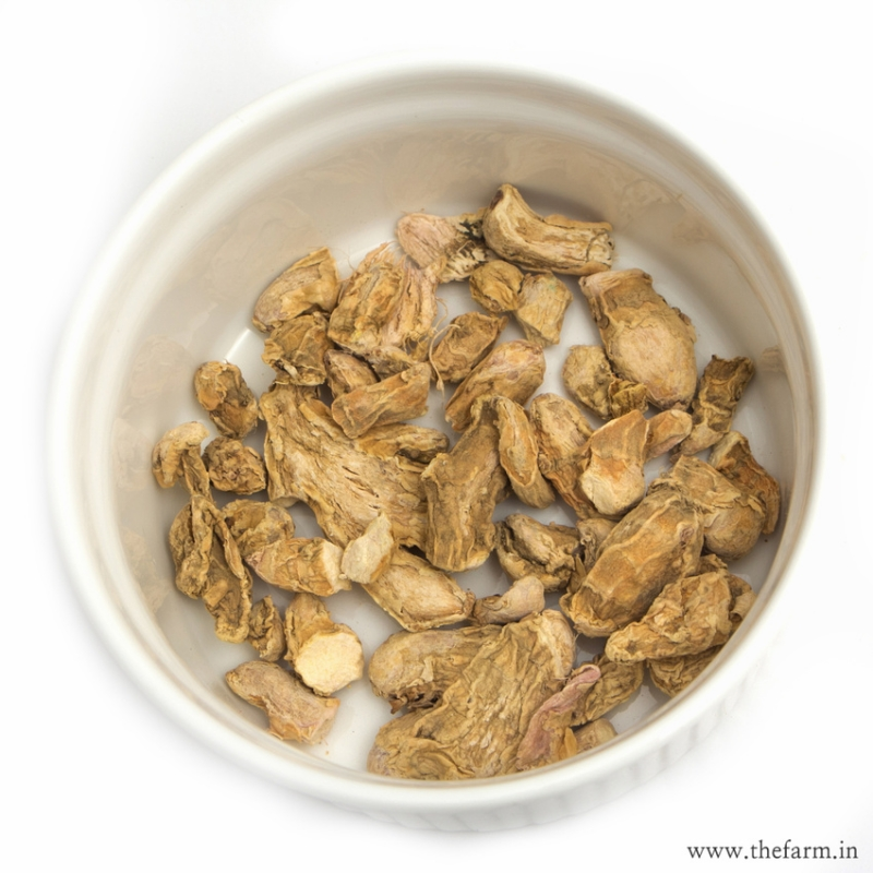 SUKKU (DRIED GINGER) 100G SPICES