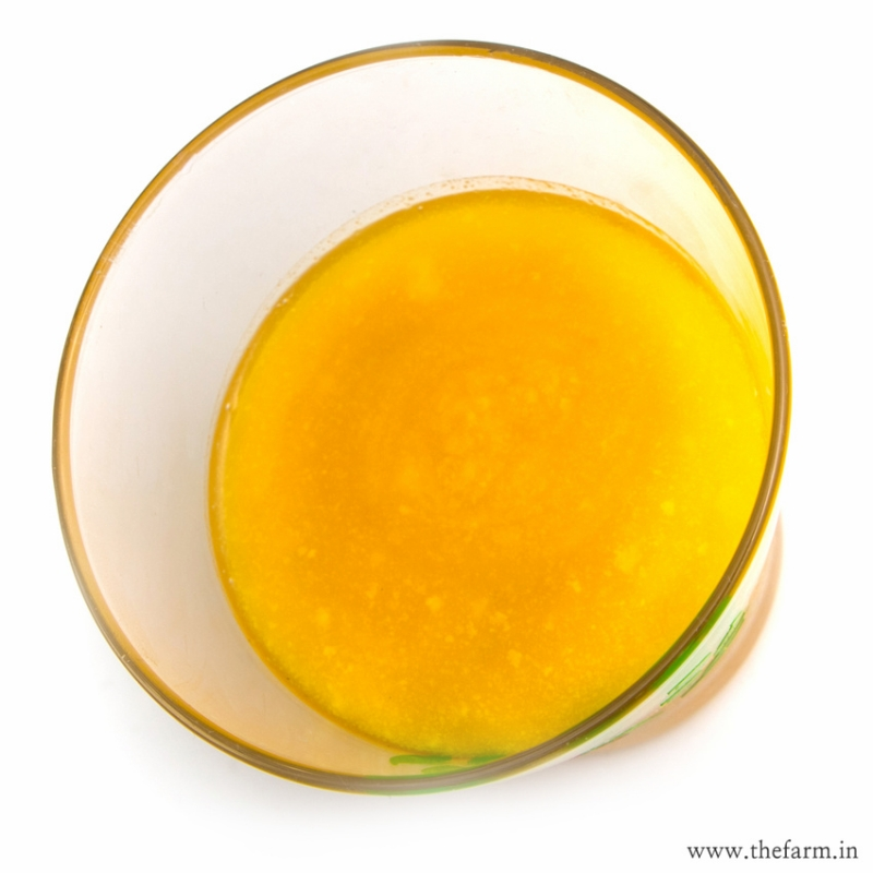 ORGANIC COW GHEE 250mL
