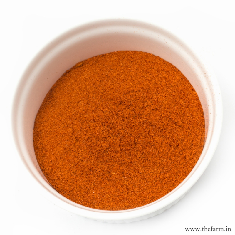 CHILLI POWDER 200G SPICES