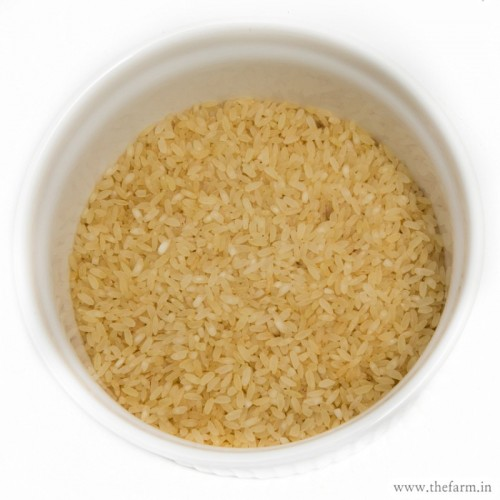 Organic Salem Samba (boiled rice)1kg  RICE & MILLETS