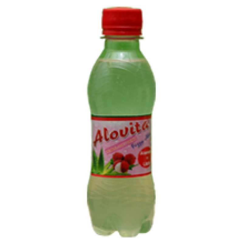 FIZZY  ALOE  DRINKS  (LITCHI  FLAVOUR) BEVERAGES
